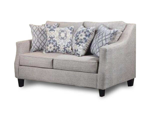 Fregoso Loveseat By Charlton Home