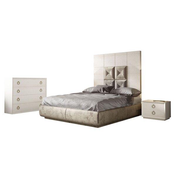 Longville Standard 4 Piece Bedroom Set by Mercer41