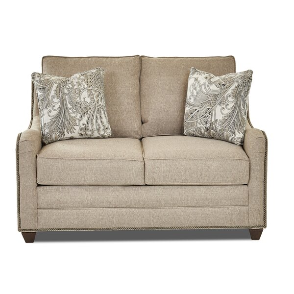 Shields Loveseat by Alcott Hill