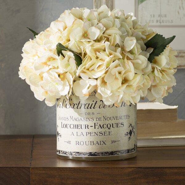 Hydrangea French Label Bouquet by One Allium Way