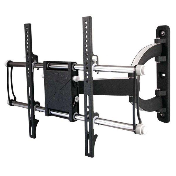 Full Motion Extending Arm/Tilt/Swivel Universal Corner Mount For 32