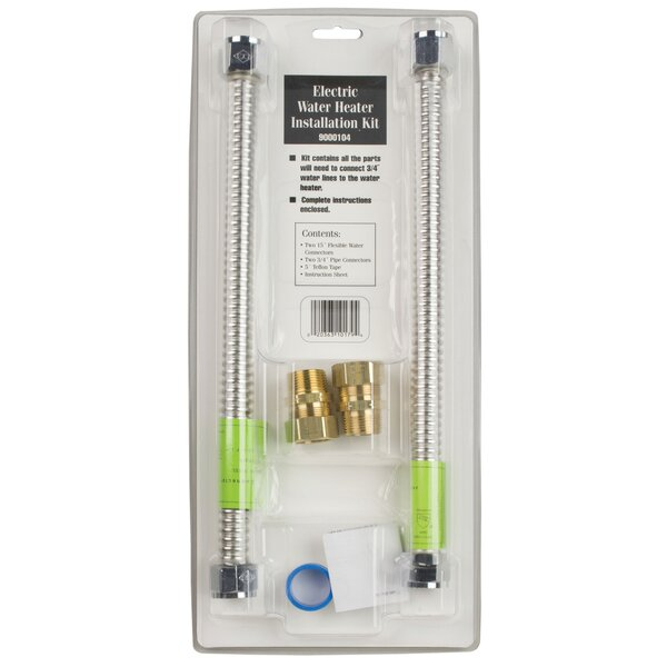 Electric Water Heater Installation Kit by Reliance