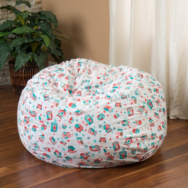 Michael Bean Bag Chair by Zoomie Kids