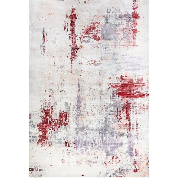 @ Chelsea Cream/Gray Area Rug by Dynamic Rugs| #$84.99!