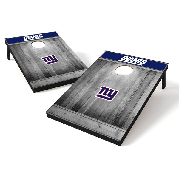 NFL Cornhole (Set of 2) by Wild Sports