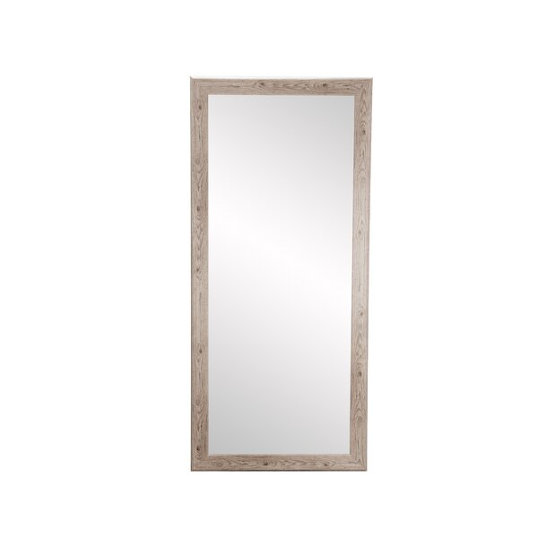 Manzer Full Length Mirror by Union Rustic