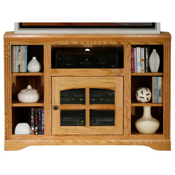 Fynn Solid Wood TV Stand For TVs Up To 58