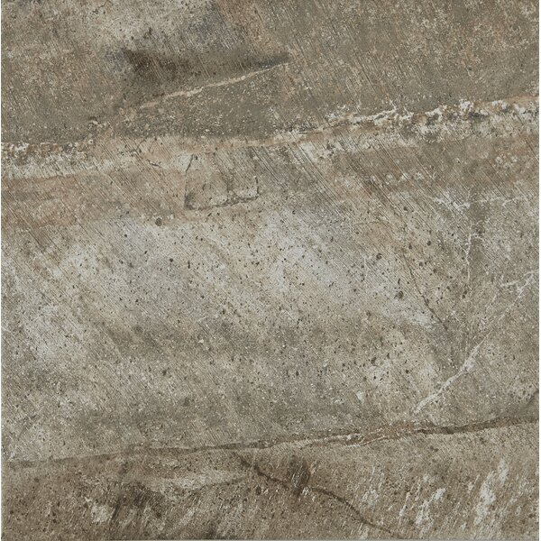 Ramires 13 x 13 Porcelain Field Tile in Soft Taupe by Itona Tile