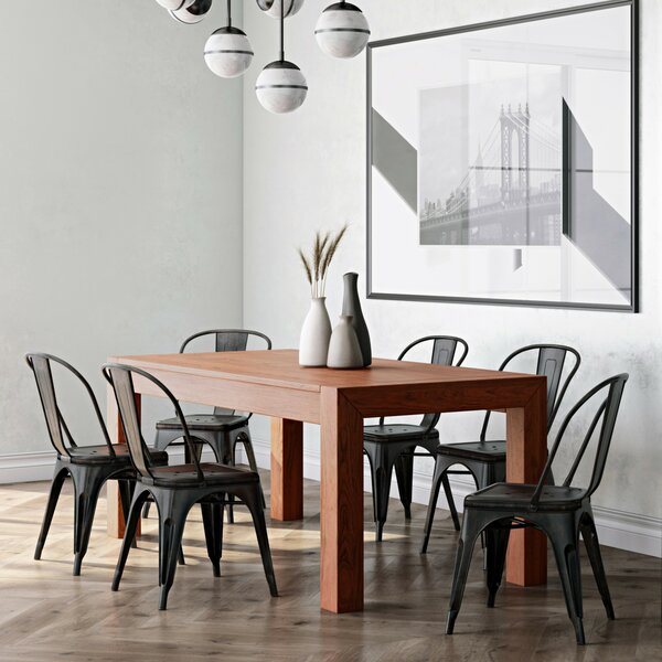 Stutz 7 Piece Dining Set by Williston Forge Williston Forge