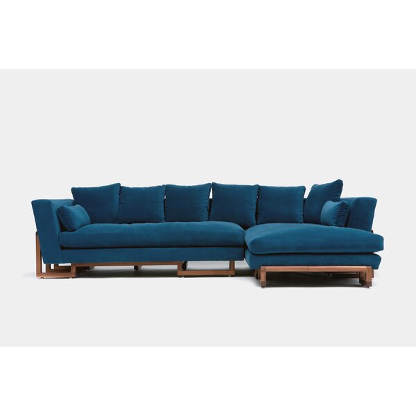 LRG Right Hand Facing Sectional by ARTLESS