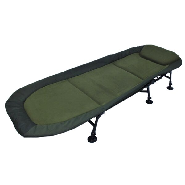 6 Leg Camping Single Bedchair Cot by Cosmopolitan Furniture