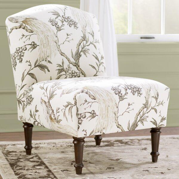 Springdale Slipper Chair by Alcott Hill