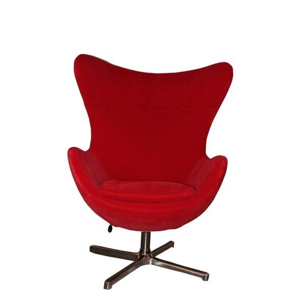 Catharine Swivel Lounge Chair By Oak Idea Imports Fresh