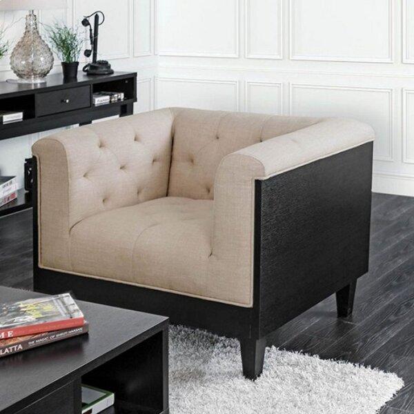 Greylock Barrel Chair By Orren Ellis