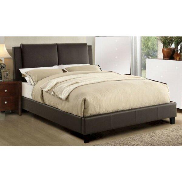 Kist Upholstered Panel Bed by Winston Porter