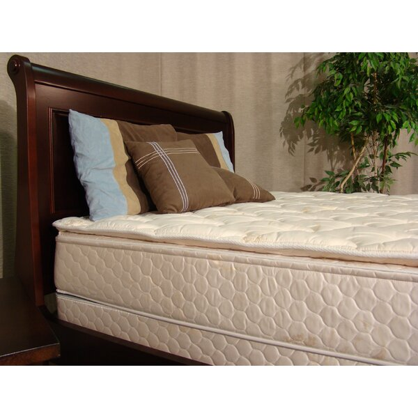 Swan 11 Pillow Top Feather Edge Flotation Mattress by Vinyl Products
