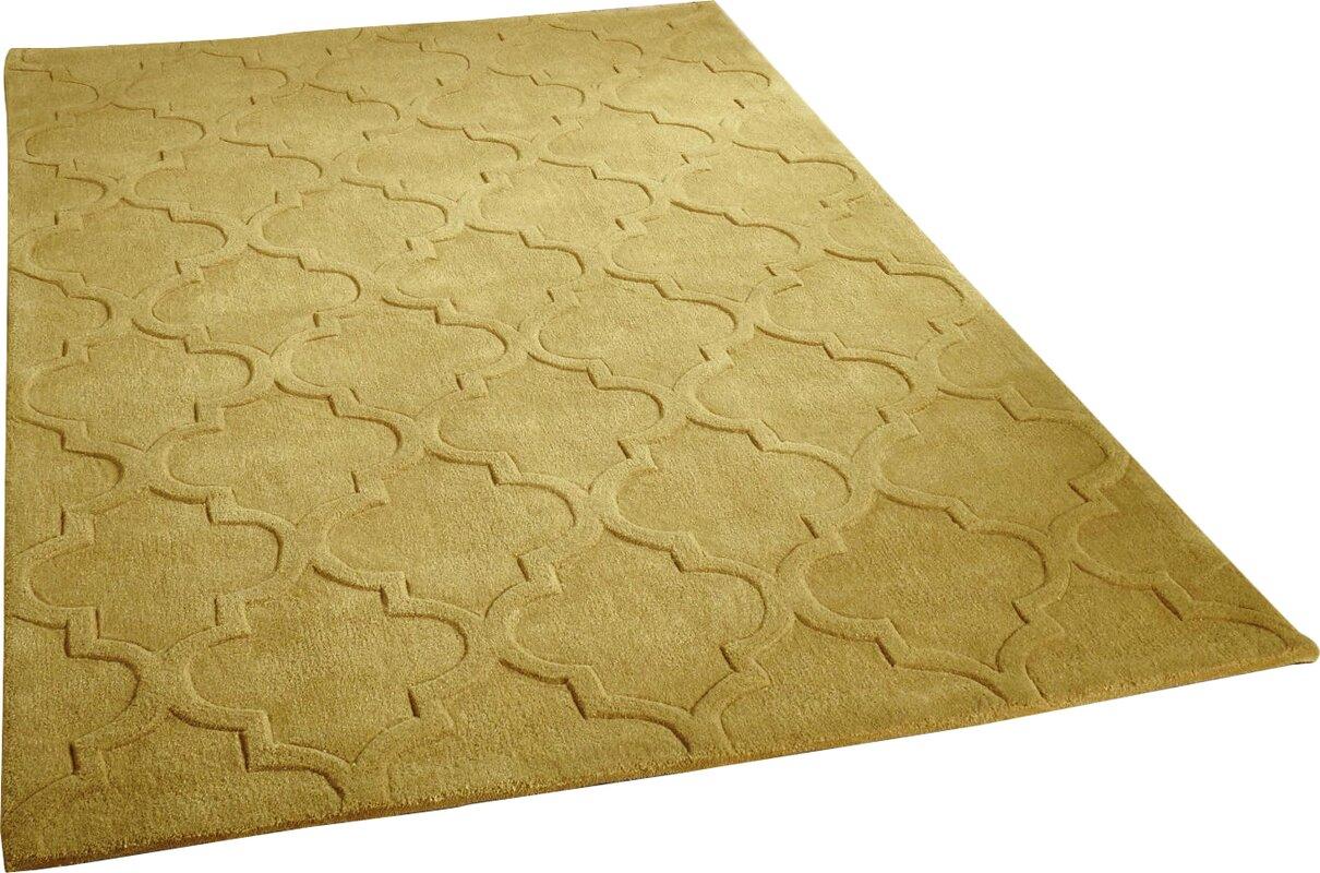 boholiving handgefertigter teppich asny in senfgelb bewertungen. Black Bedroom Furniture Sets. Home Design Ideas