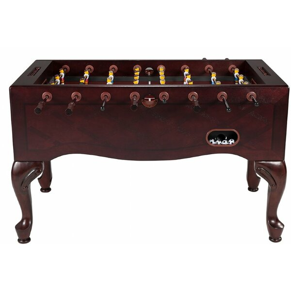 Furniture Style Foosball Table by Berner Billiards