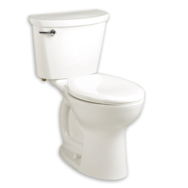 Cadet 1.6 GPF Elongated Two-Piece Toilet by American Standard