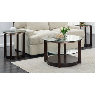 Roan 3 Piece Coffee Table Set by Alcott Hill