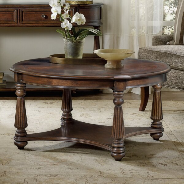 Leesburg Coffee Table by Hooker Furniture