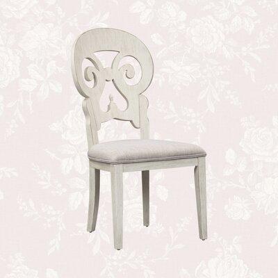 Ophelia & Co. Konen Splat Back Upholstered Side Chair in