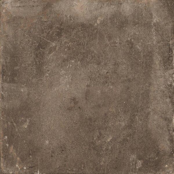 Basole 20 x 20 Ceramic Field Tile in Bruno by Interceramic