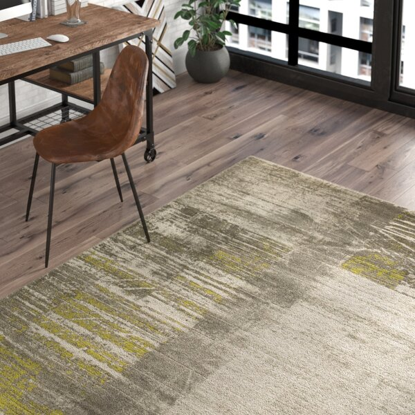 Chartwell Gray/Olive Area Rug by Trent Austin Design