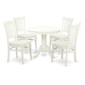 White Kitchen U0026 Dining Room Sets Youu0027ll Love | Wayfair