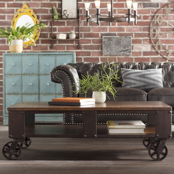 Beckfield Coffee Table by Trent Austin Design