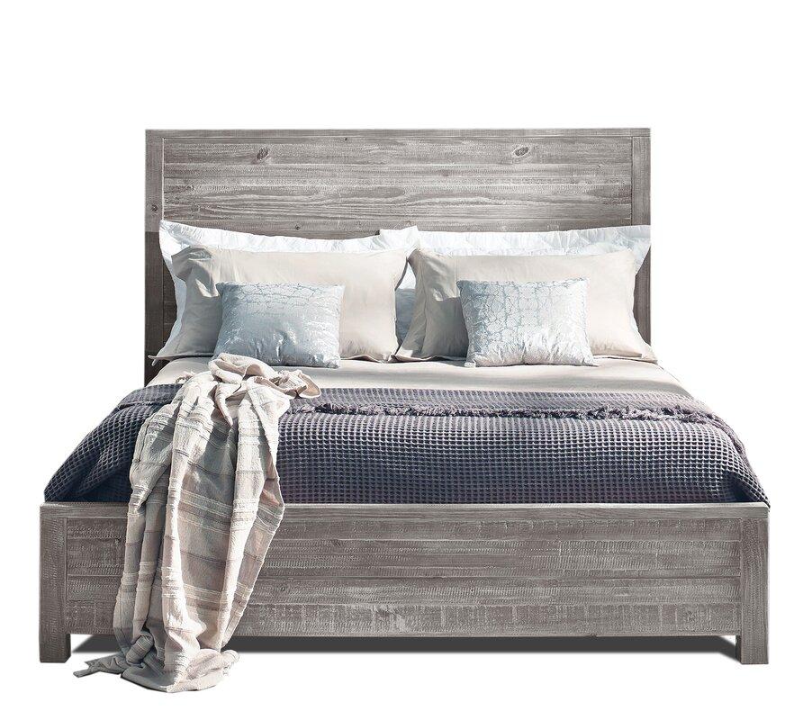 Grain Wood Furniture Montauk Panel Bed Amp Reviews Wayfair