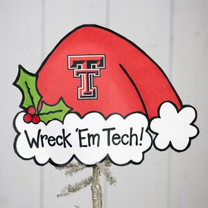 Texas Tech Tree Topper