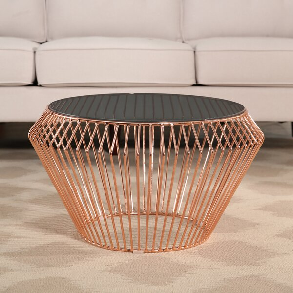 Brooklyn Coffee Table by Ivy Bronx