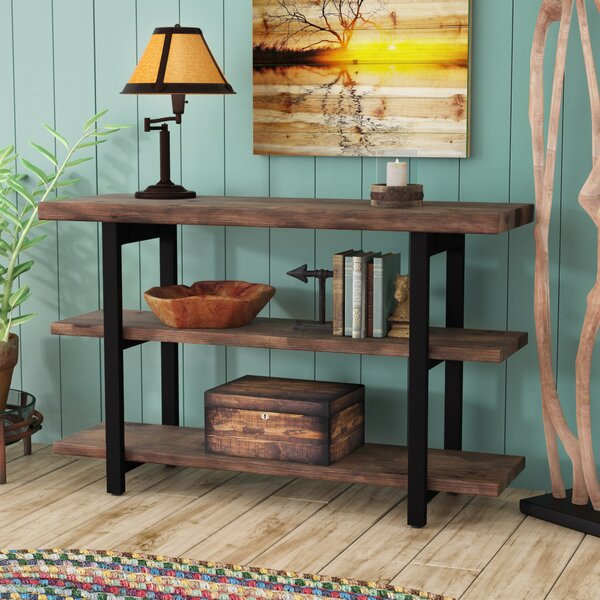 Mistana 48-inch Solid Wood Console Table By Trent Austin Design