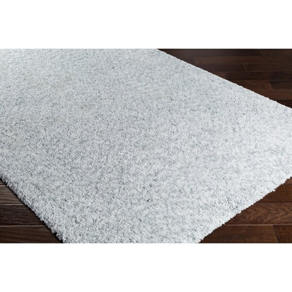 Klima Blue/Gray Area Rug by Wrought Studio