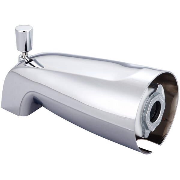 Combo Diverter Tub Spout by Olympia Faucets