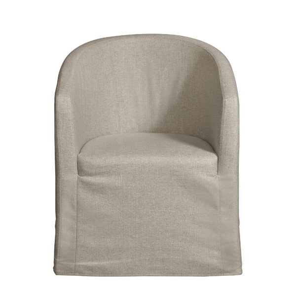 Dax Barrel Upholstered Dining Chair by Gracie Oaks