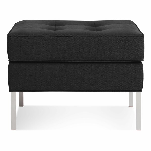 Paramount Cocktail Ottoman by Blu Dot