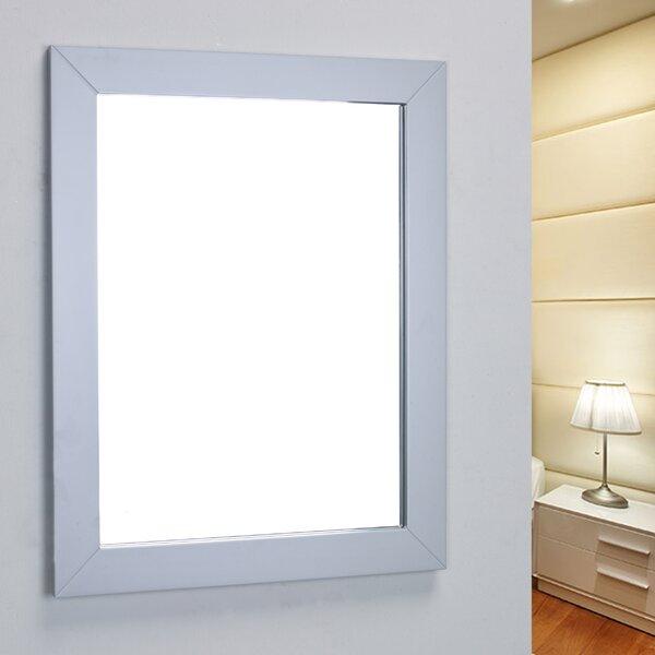 Piccirillo Modern Framed Bathroom Wall Mirror by Brayden Studio