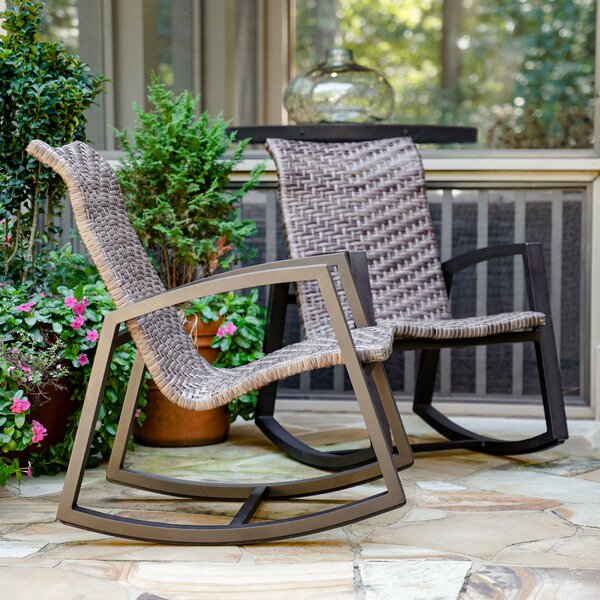 Molly Rocking Chair by Bayou Breeze