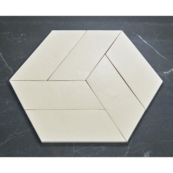 Cement Series 4 x 10 Porcelain Subway Tile