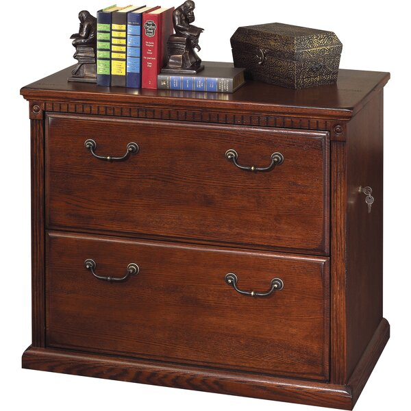 Huntington Oxford 2 Drawer Lateral File Cabinet by Martin Home Furnishings
