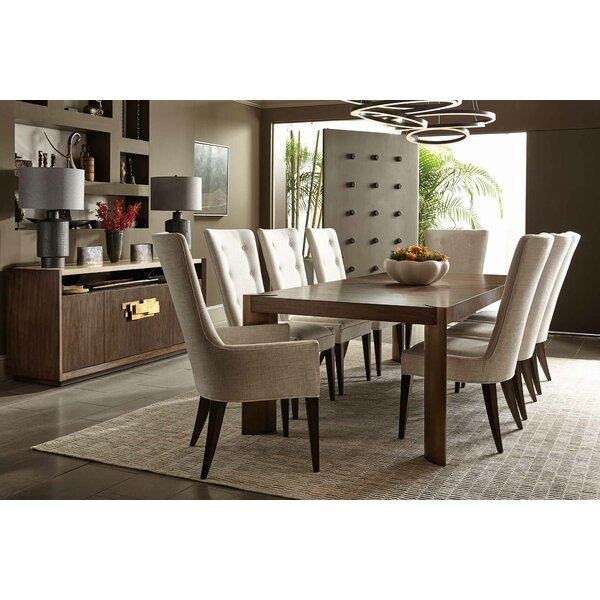 Profile Rectangular 9 Piece Dining Set by Bernhardt