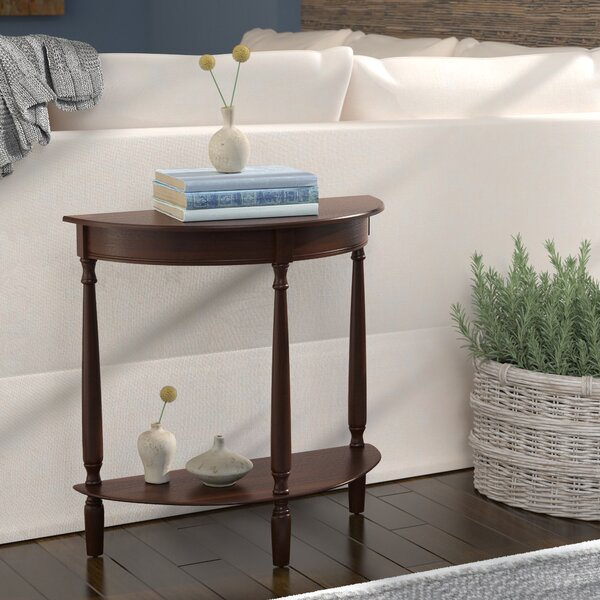 Inexpensive Hadenson 28 Solid Wood Console Table by Andover Mills