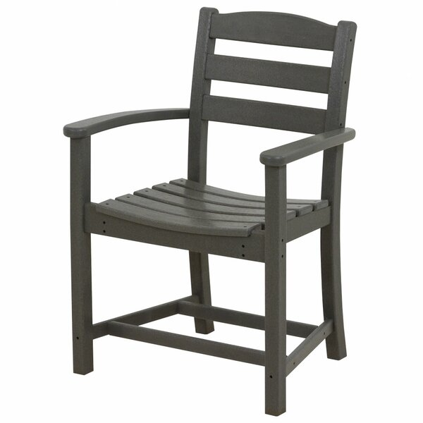 La Casa Café Patio Dining Chair by POLYWOOD®