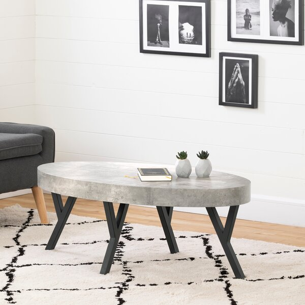 City Life Coffee Table by South Shore South Shore