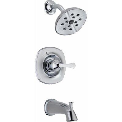 Shower Faucet Tub Handle Chrome photo