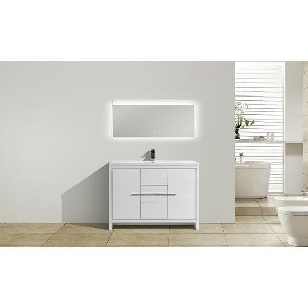 Melillo 47 Single Bathroom Vanity Set by Ivy Bronx