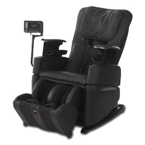 OS-3D Pro Intelligent Heated Massage Chair b..