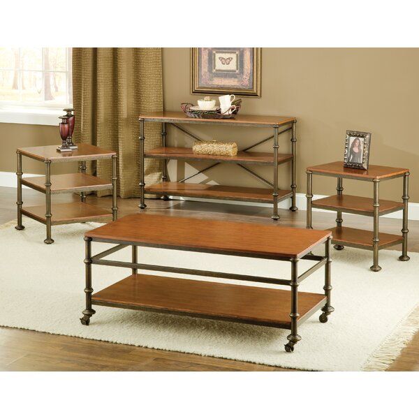 Waller Coffee Table By Charlton Home